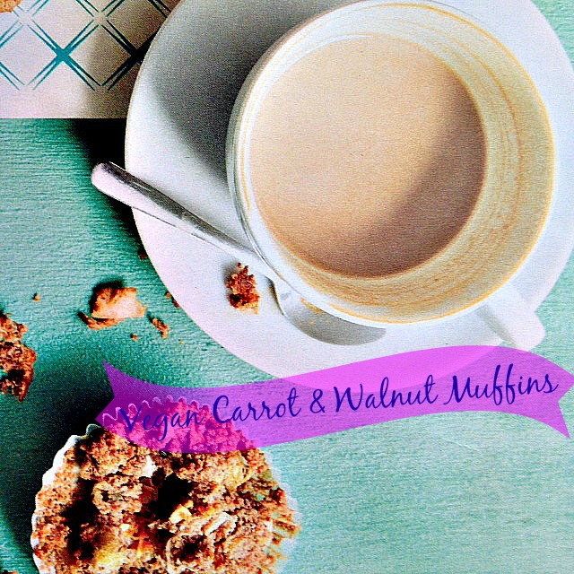 Muffin and coffee 2